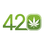 Logo for 420 Magazine