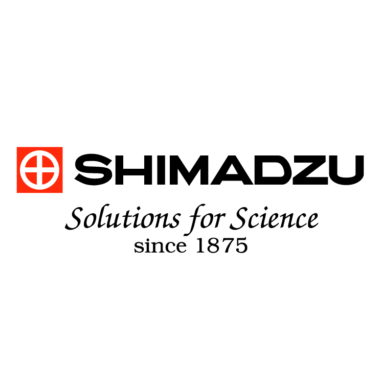 Logo for Shimadzu