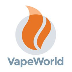 Logo for VapeWorld
