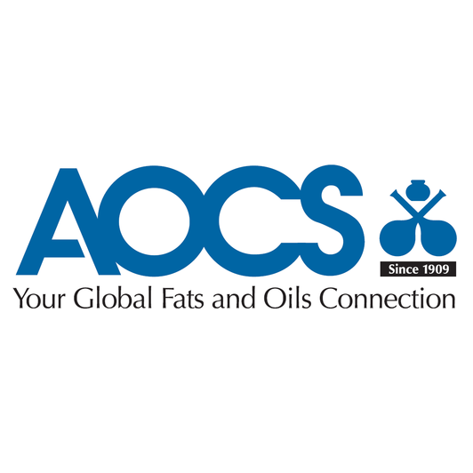Logo for AOCS (American Oil Chemists' Society)