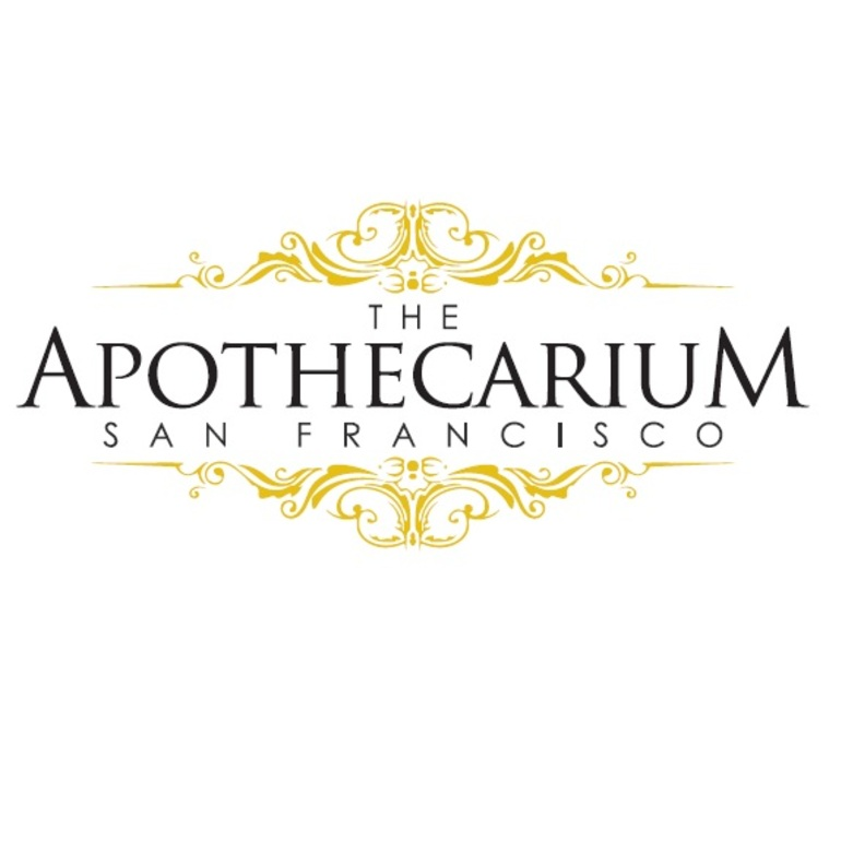 Logo for The Apothecarium
