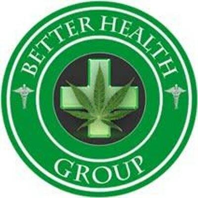 Logo for Better Health Group