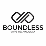 Logo for Boundless Vapes