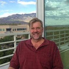 Portrait of Bryan Krumm, CNP