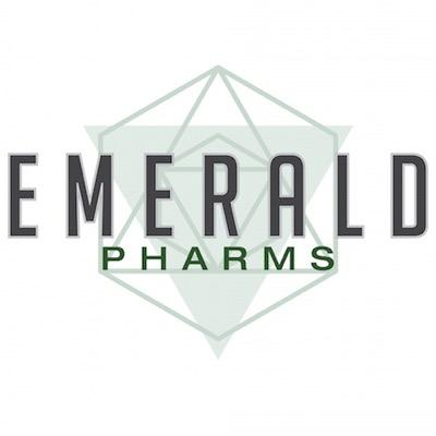 Logo for Emerald Pharms