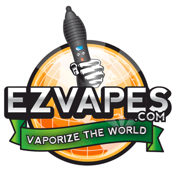 Logo for EZ Vapes