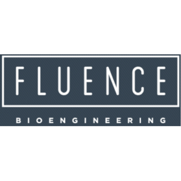 Logo for Fluence Bioengineering