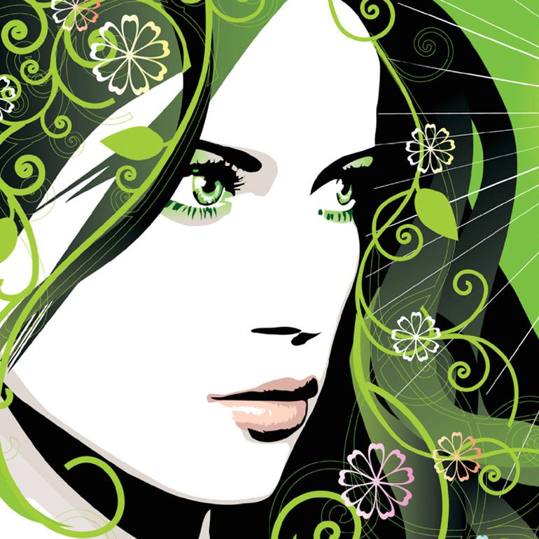 Logo for Green Goddess Collective