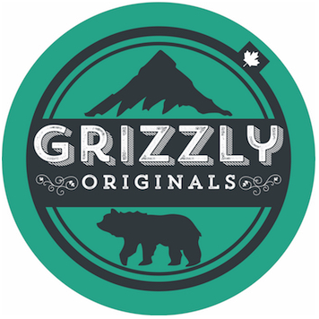 Logo for Grizzly Originals