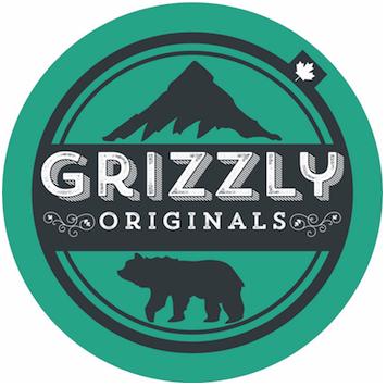 Logo for Grizzly Originals