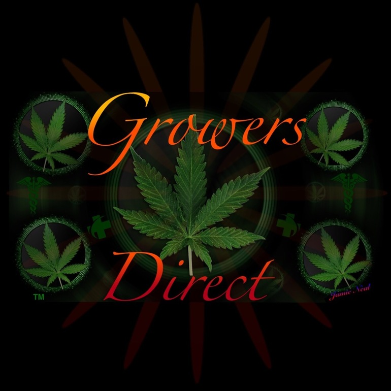 Logo for Growers Direct