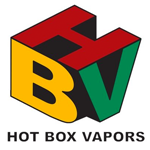 Logo for Hot Box Vapors