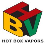 Logo for Hot Box Vapors