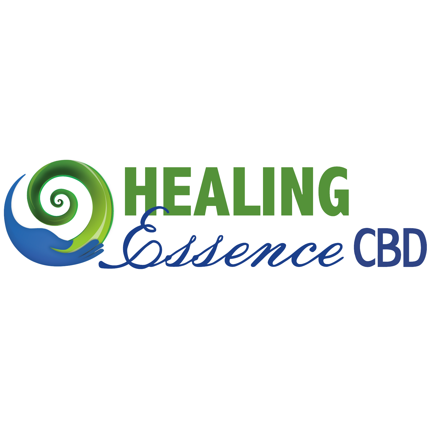Logo for Healing Essence CBD