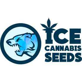 Logo for ICE Cannabis Seeds