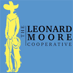 Logo for The Leonard Moore Co-op