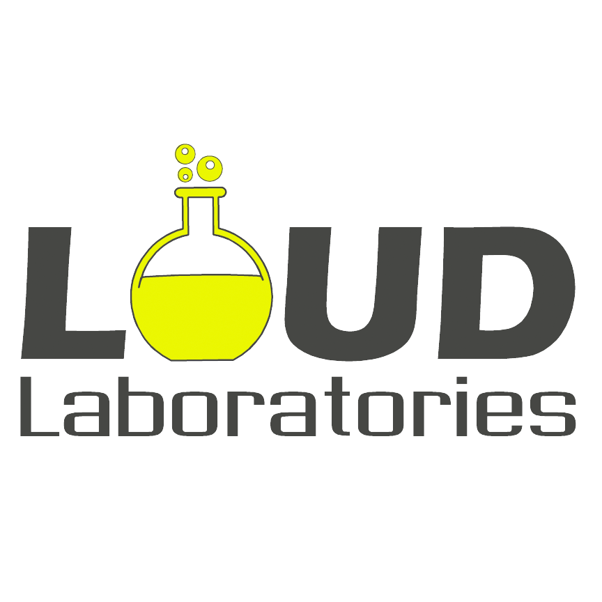 Logo for Loud Laboratories