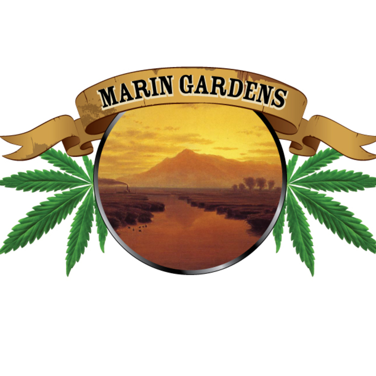 Logo for Marin Gardens