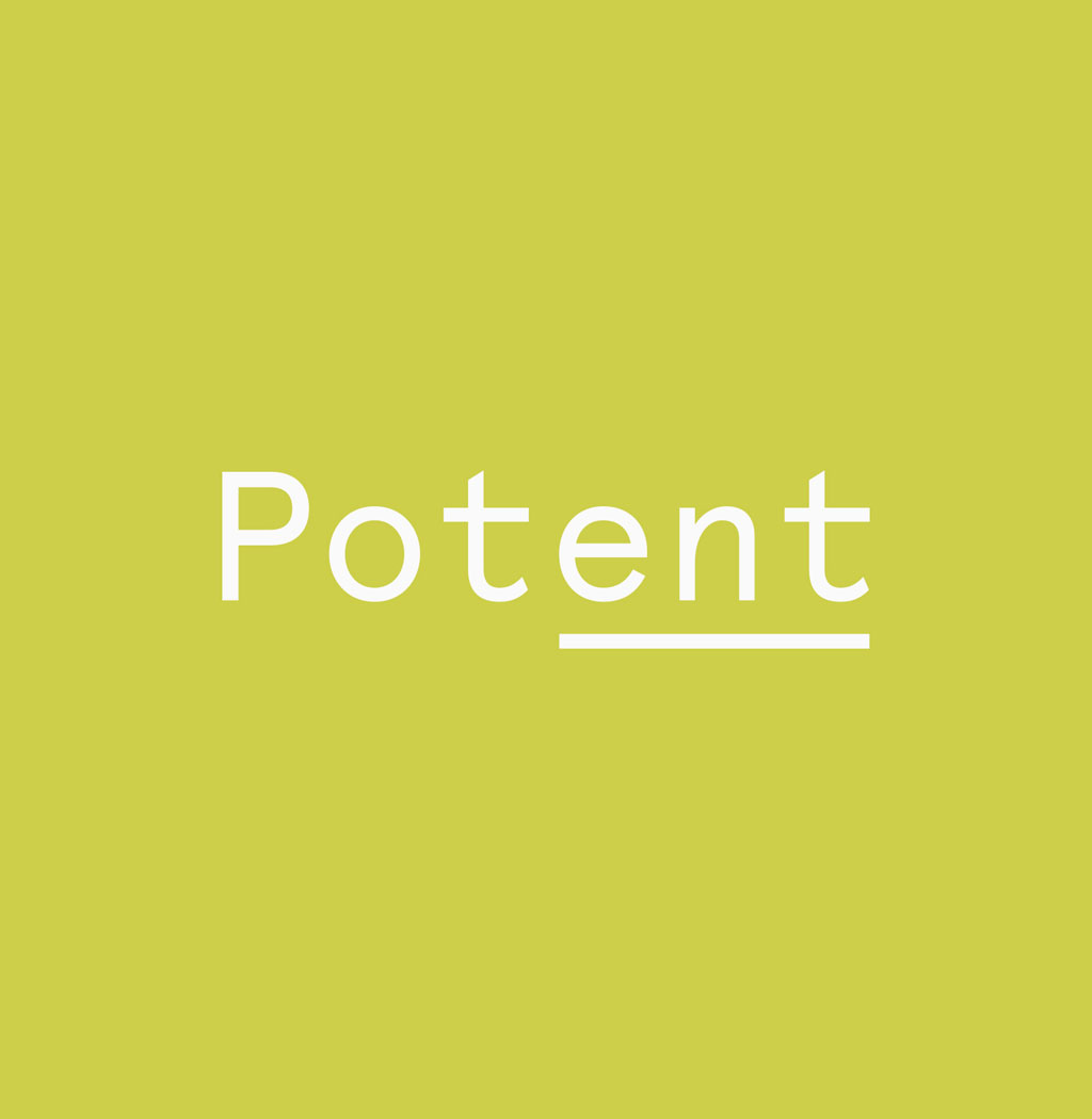 Logo for Potent Media