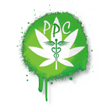 Logo for Patient's Premium Collective (PCC)