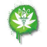 Logo for Patient's Premium Collective (PCC)