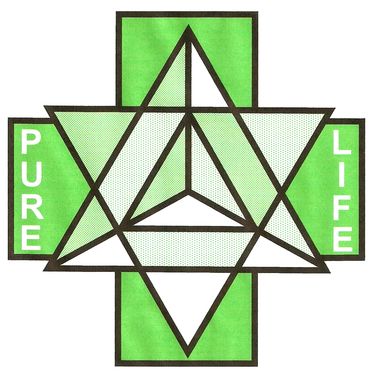 Logo for Pure Life Collective