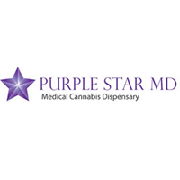Logo for Purple Star MD