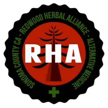 Logo for Redwood Herbal Alliance