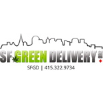Logo for SF Green Delivery
