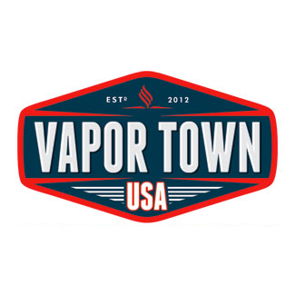 Logo for Vapor Town USA