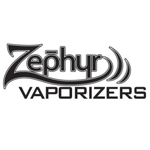 Logo for Zephyr Vaporizers