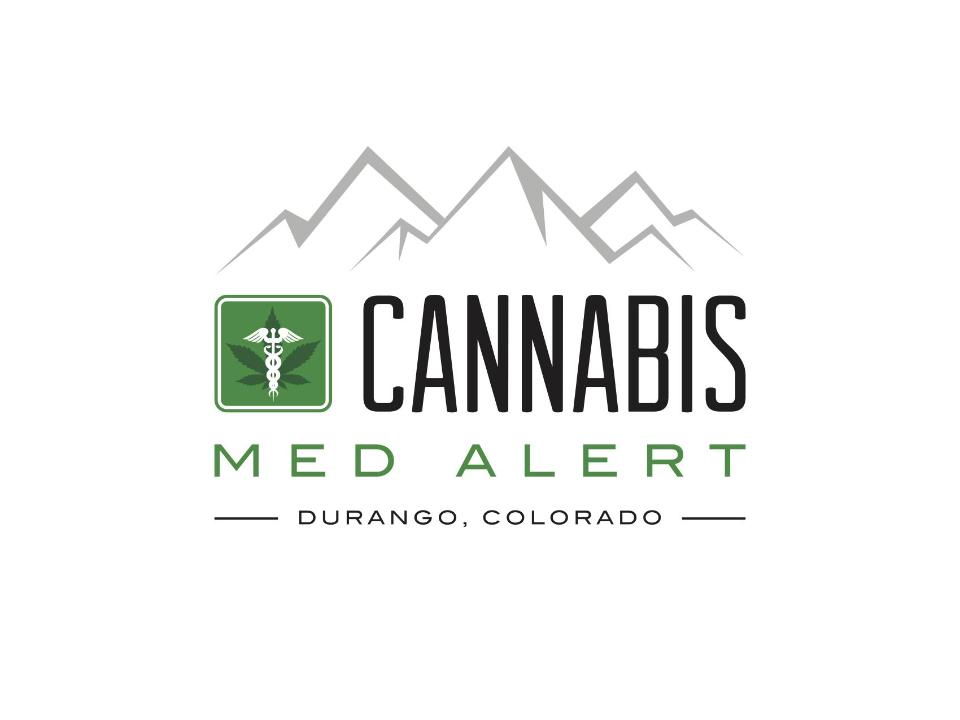 Logo for Cannabis Med Alert