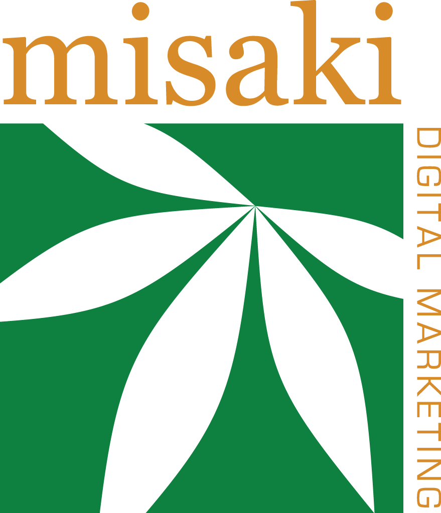 Logo for Misaki Digital Marketing