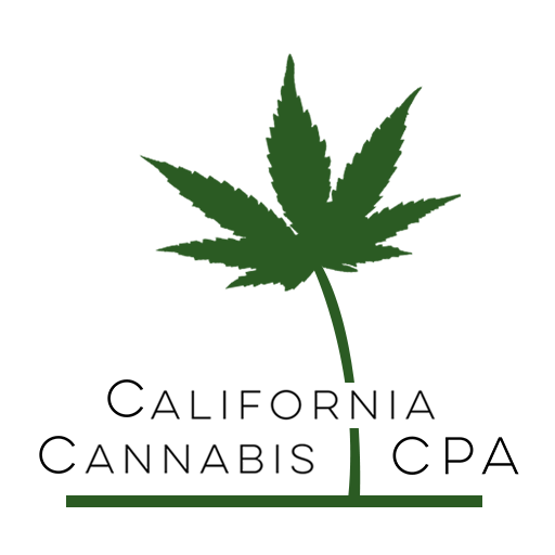 Logo for California Cannabis CPA