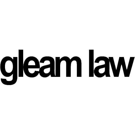 Logo for Gleam Law