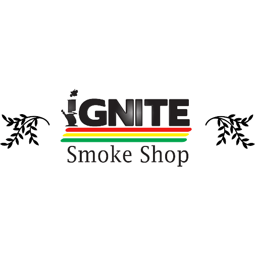 Logo for Ignite Smoke Shop