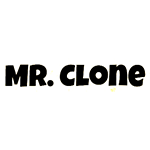Logo for Mr. Clone
