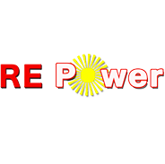 Logo for RE Power, LLC