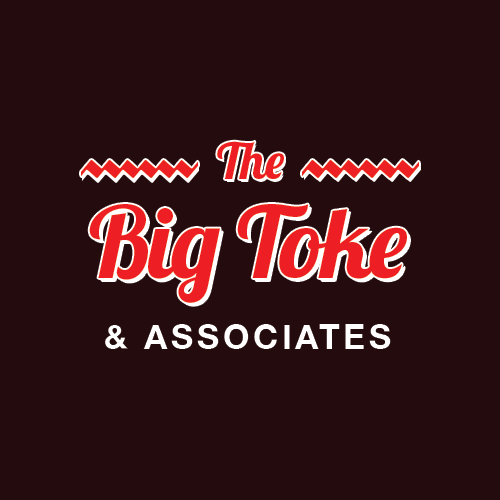 Logo for The Big Toke