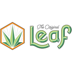 Logo for The Original Leaf