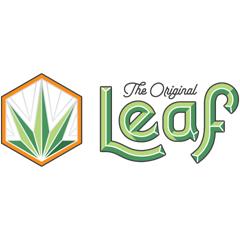 Logo for The Original Leaf
