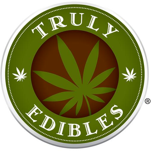 Logo for Truly Edibles