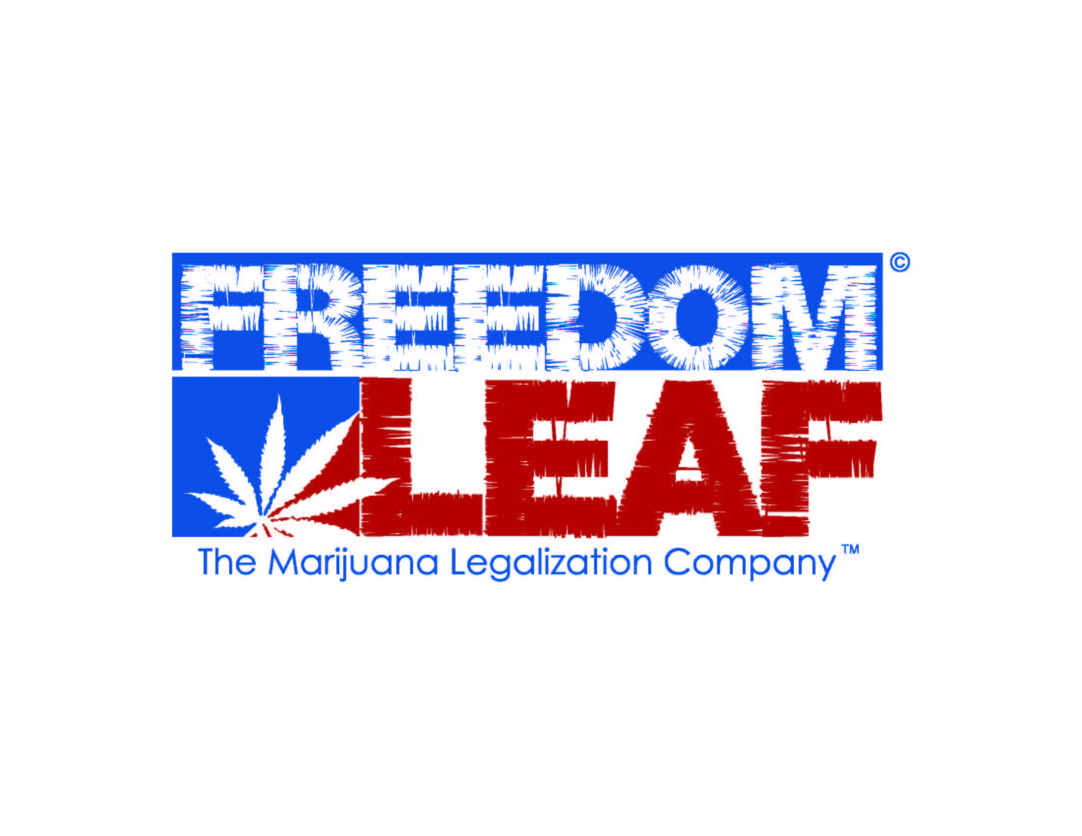 Logo for Freedom Leaf Magazine