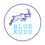 Logo for Blue Kudu