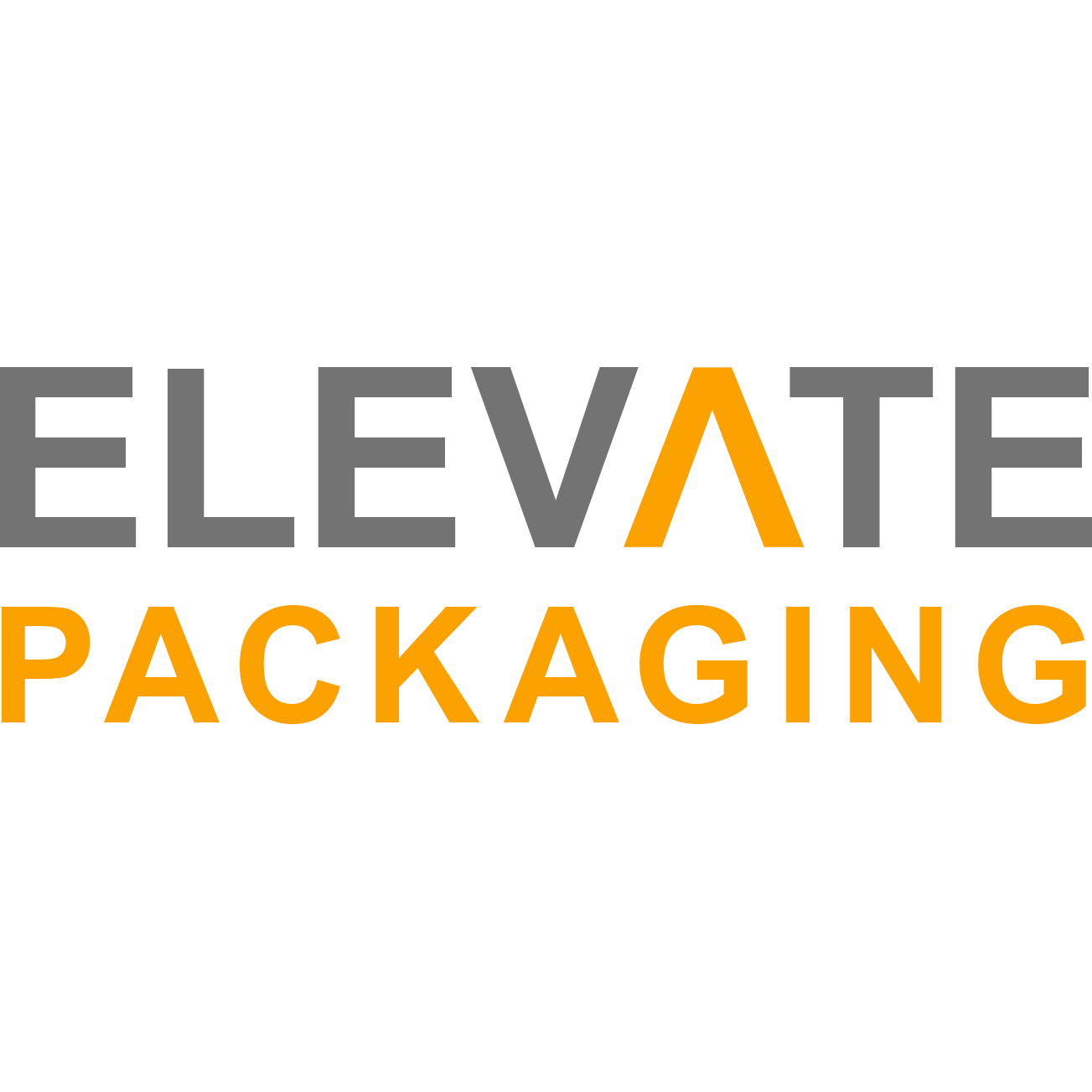 Logo for Elevate Packaging
