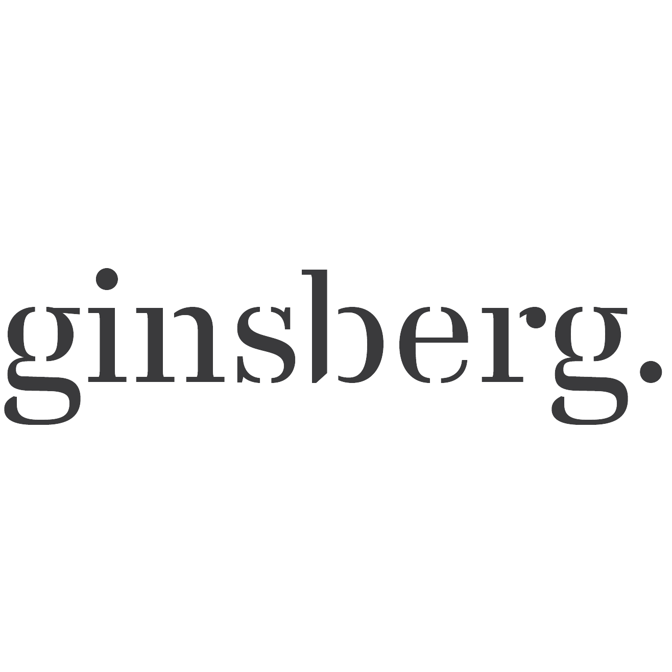 Logo for Ginsberg