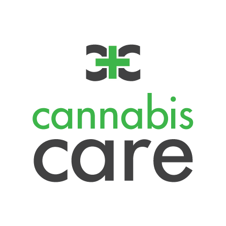 Logo for CannabisCare.Ca