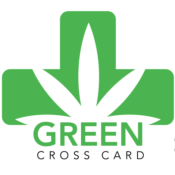 Logo for Green Cross Card
