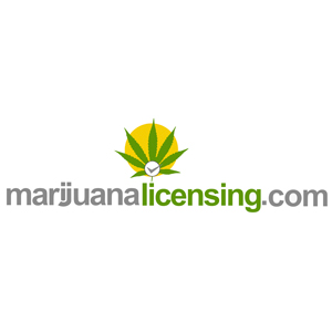 Logo for MarijuanaLicensing.com
