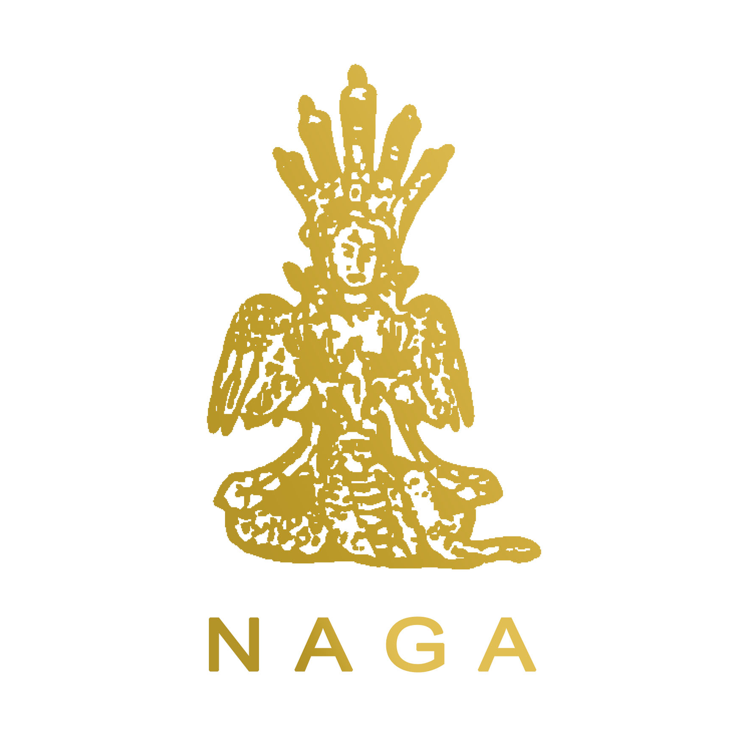 Logo for NAGA Cannabis